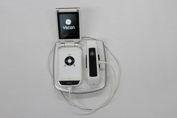 超音波診断装置(Vscan)
