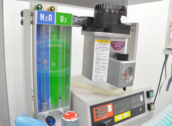 手術室用麻酔器