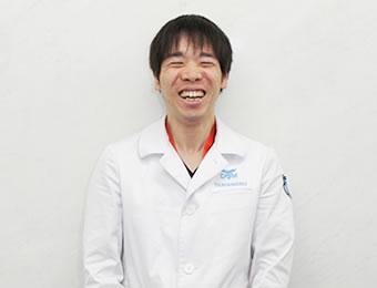 獣医師 細胞培養士 山城 伸太朗