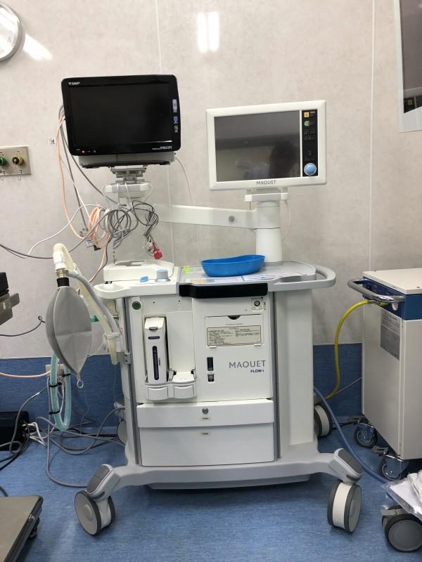 麻酔システム用ベンチレーター